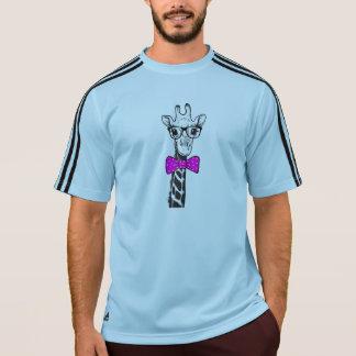 Hipster Giraffe T-Shirt