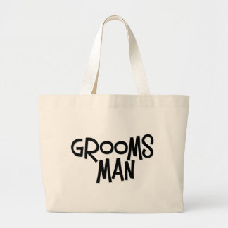 Hipster Groomsman Bags