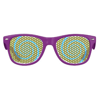 Hipster Hypnotics Party Shades