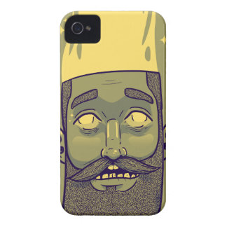 Hipster iPhone 4 Case-Mate Case