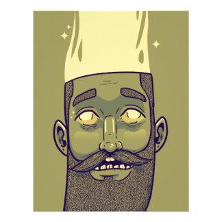 Hipster Letterhead