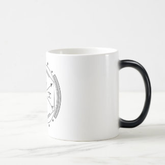 Hipster-like Magic Mug