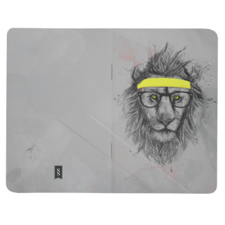 Hipster lion journals
