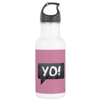 Hipster Mom 532 Ml Water Bottle