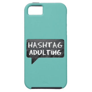 Hipster Mom iPhone 5 Cover