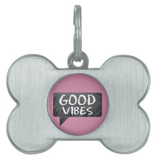 Hipster Mom Pet Name Tag