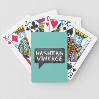 Hipster Mom Poker Deck