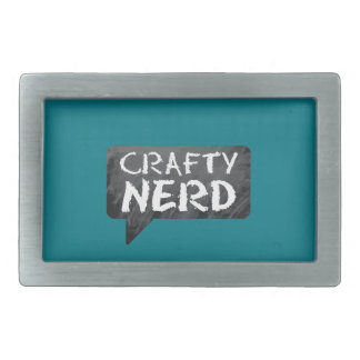Hipster Mom Rectangular Belt Buckle