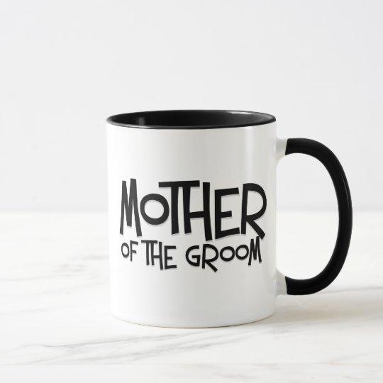 Hipster Mother of the Groom Mug