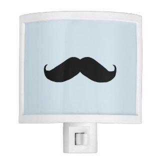 Hipster Mustache Night Lights