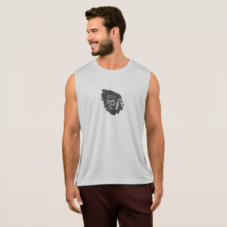 Hipster Native American Tank
