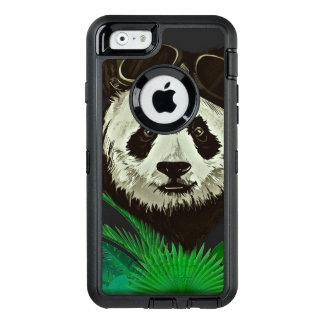 Hipster Panda Bear Animal OtterBox Defender iPhone Case