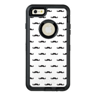 Hipster pattern OtterBox iPhone 6/6s plus case