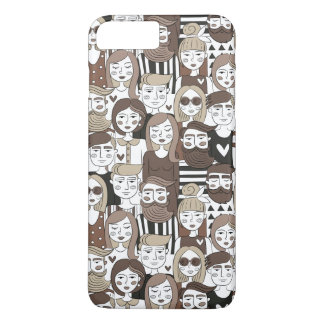 Hipster Pattern phone cases