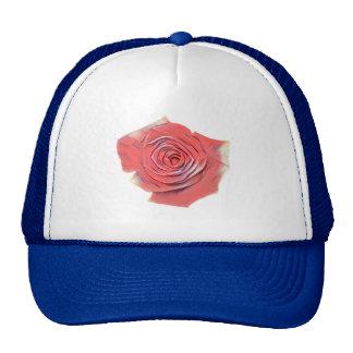 Hipster Roses Trucker Hat