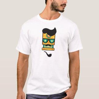 Hipster Sugar Skull T-Shirt