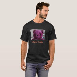Hipster Teddy T-Shirt
