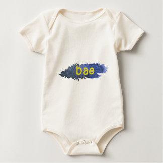 Hipster Teen Baby Bodysuit