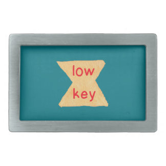 Hipster Teen Rectangular Belt Buckles