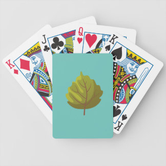 Hipster Thanksgiving Bicycle Playing Cards