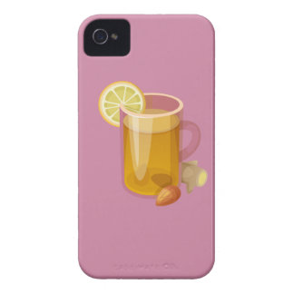 Hipster Thanksgiving Case-Mate iPhone 4 Case