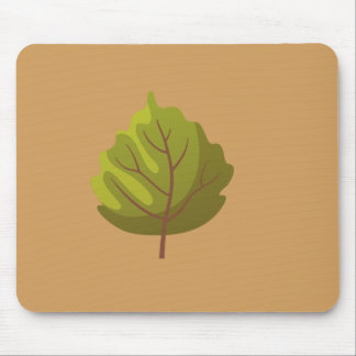 Hipster Thanksgiving Mouse Pad