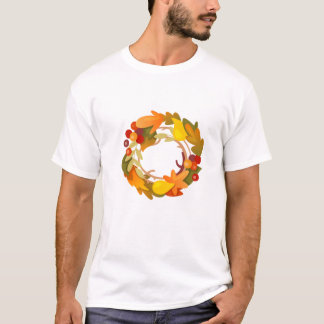 Hipster Thanksgiving T-Shirt