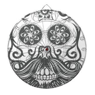 Hipster to sugar skull 1 dartboard