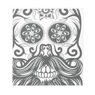 Hipster to sugar skull 1 notepad