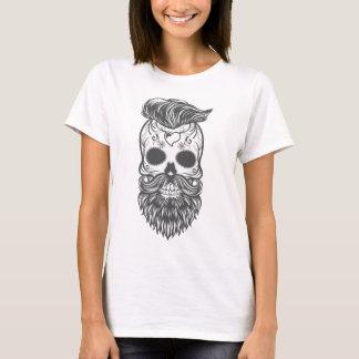 Hipster to sugar skull 2 T-Shirt