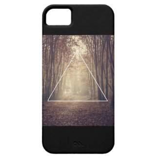Hipster Triangle iPhone 5 Case