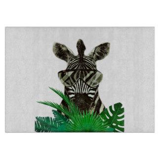 Hipster Zebra Style Animal Boards