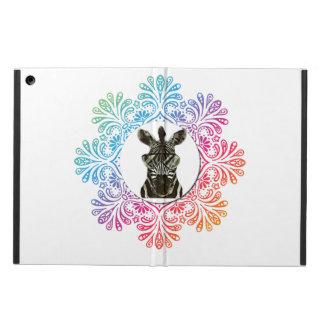 Hipster Zebra Style Animal Cover For iPad Air