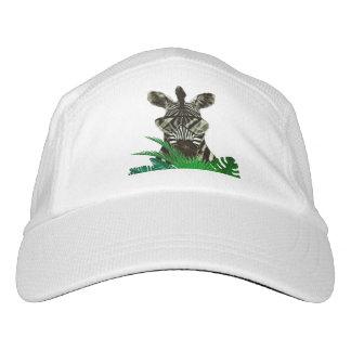 Hipster Zebra Style Animal Hat