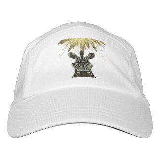 Hipster Zebra Style Animal Headsweats Hat