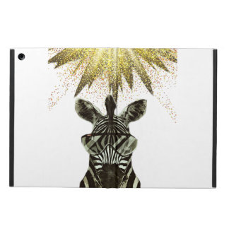 Hipster Zebra Style Animal iPad Air Covers