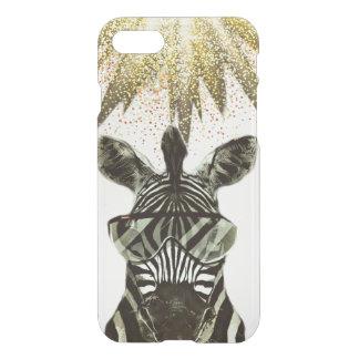 Hipster Zebra Style Animal iPhone 8/7 Case