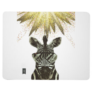 Hipster Zebra Style Animal Journals