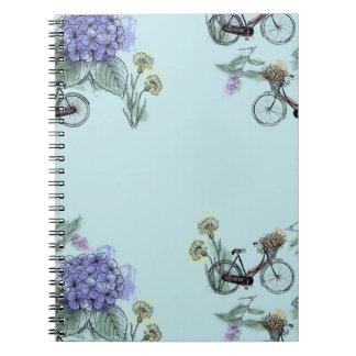 Hipsterama Spiral Notebook