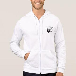 Hipsters will never die! hoodie