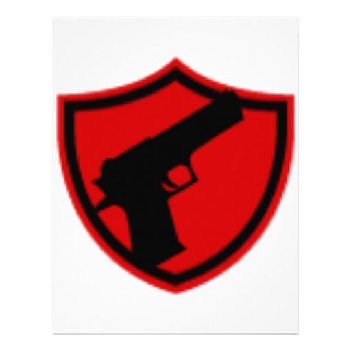 Hired GUNS Letterhead