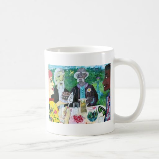 Hiring of Spies Mug