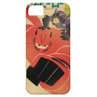 Hiro And Baymax Propaganda Case For The iPhone 5