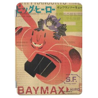 Hiro And Baymax Propaganda iPad Air Cover