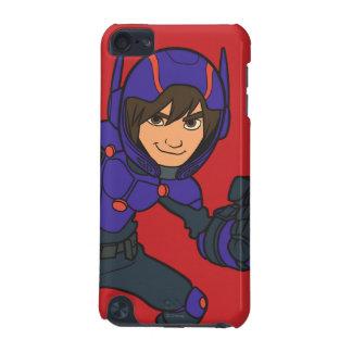 Hiro Hamada Purple iPod Touch 5G Cover