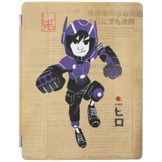 Hiro Hamada Supersuit iPad Cover