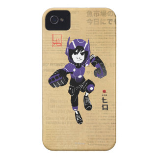 Hiro Hamada Supersuit iPhone 4 Covers