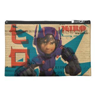 Hiro Propaganda Travel Accessories Bag
