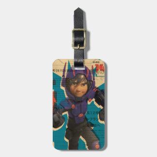 Hiro Propaganda Luggage Tag