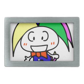 hiro rectangular belt buckle